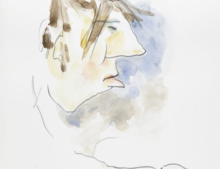 Claudio Abbado, caricatura