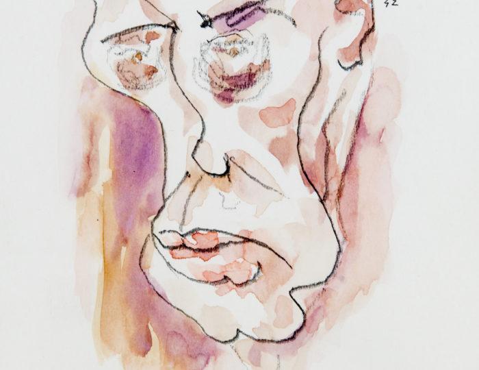 Niels Bohr, caricatura