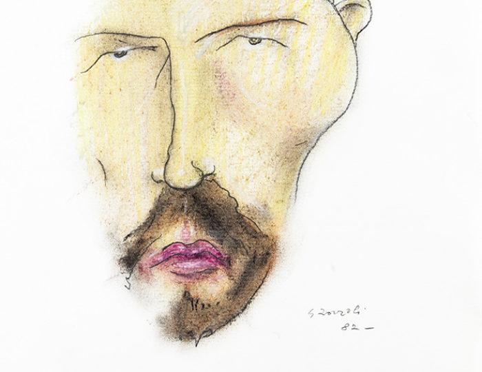 Anton Checov, ritratto
