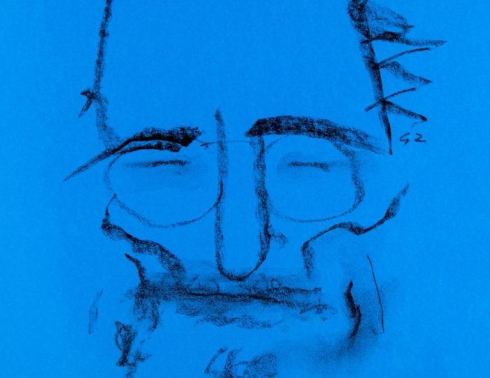 Umberto Eco, caricatura