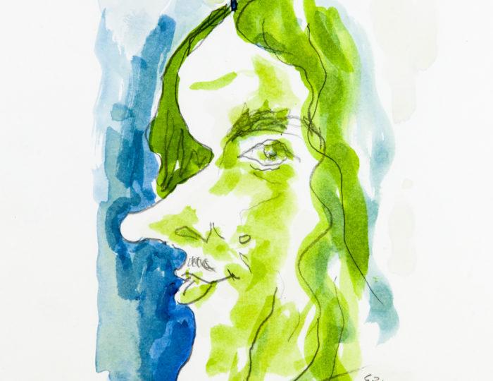 Pierre de Fermat, caricatura
