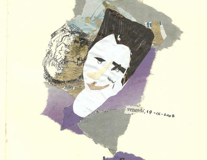 Federico Garcia Lorca, caricatura