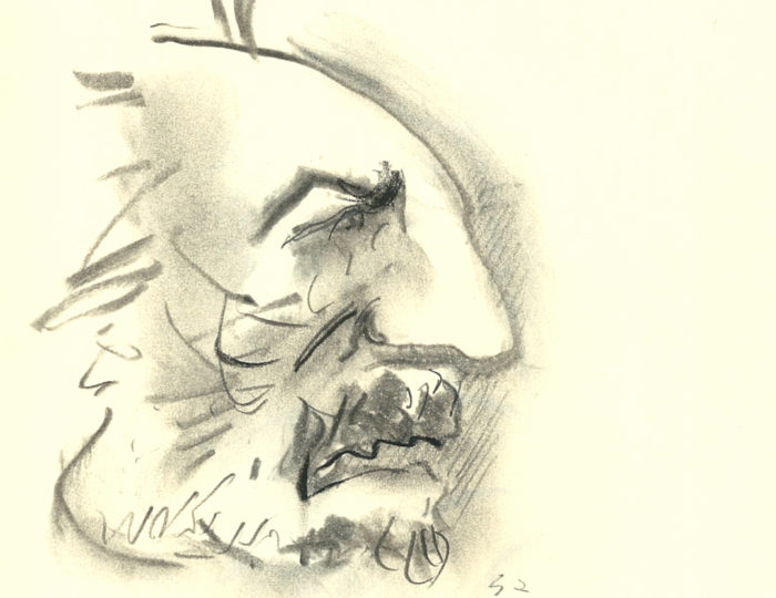 Victor Hugo, caricatura
