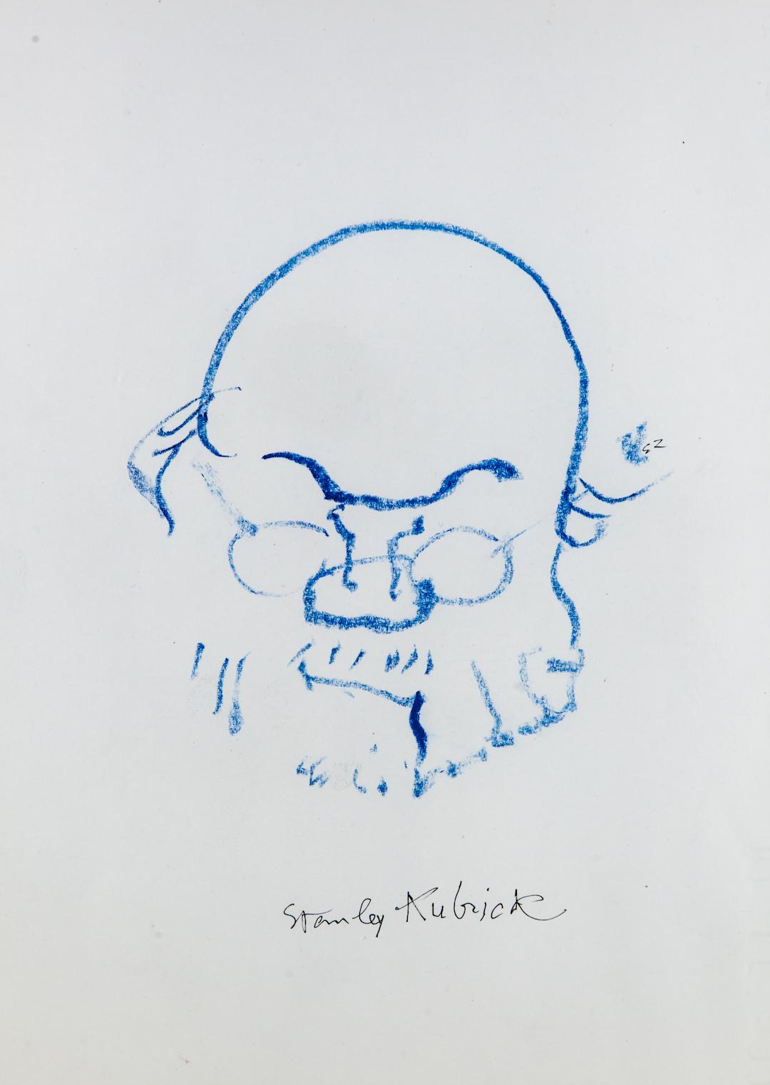 Stanley Kubrick, caricatura