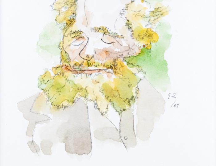 James Clerk Maxwell, caricatura