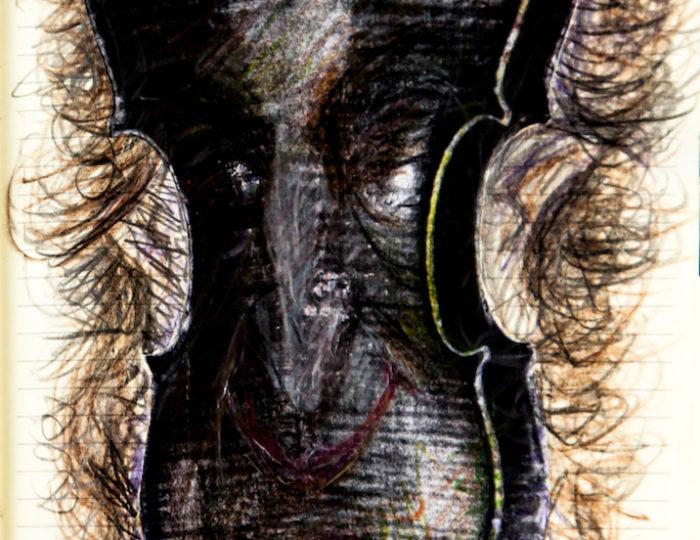 Niccolò Paganini, caricatura