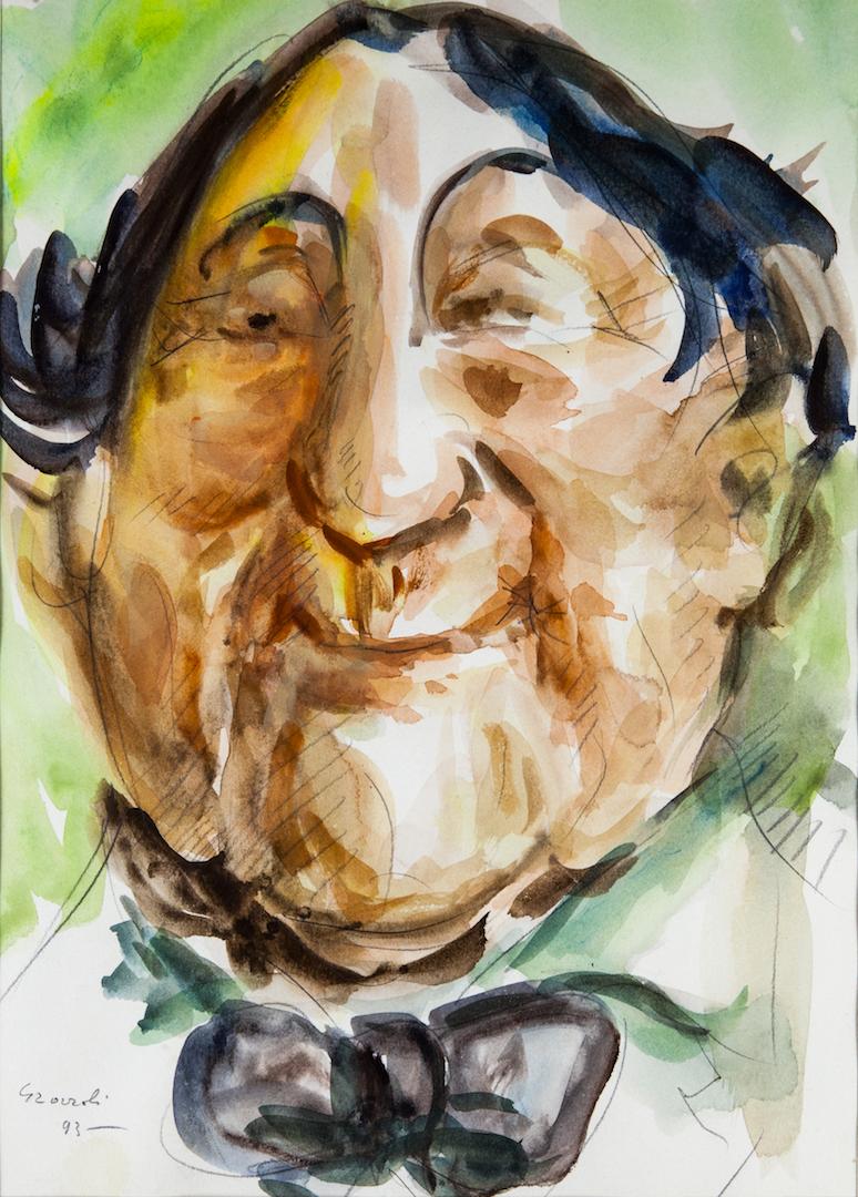 Gioachino Rossini, caricatura