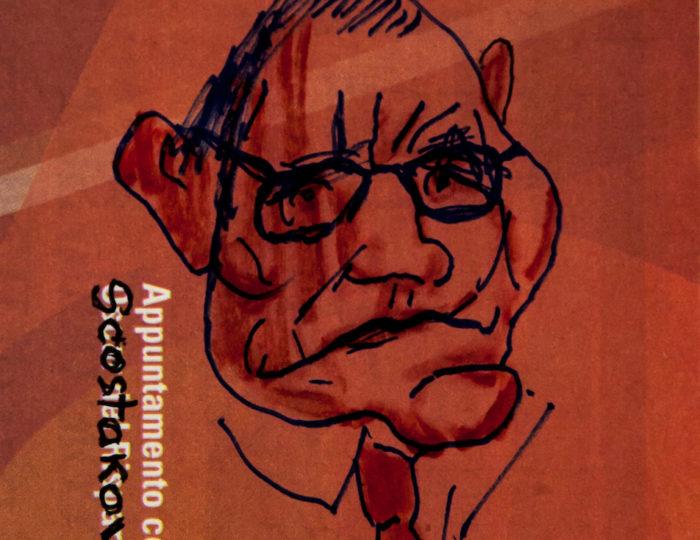 Dmitri Shostakovich, caricatura